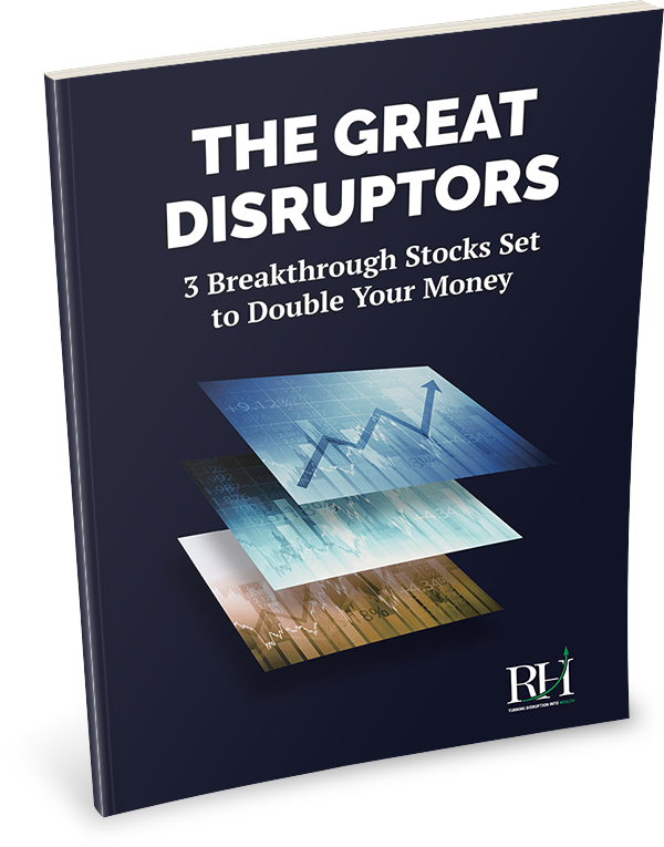 The Great Disruptors