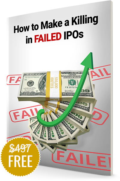 How to Make a Killing with FAILED IPOs