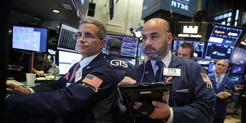The Key to Handling a Market Crash Like a Pro